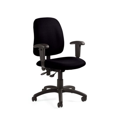 Global Total Office Low-Back Desk Chair