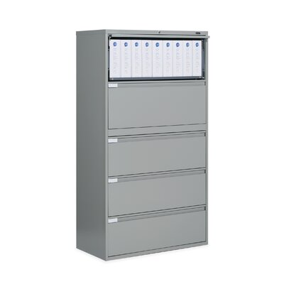 Global Total Office 9300 Series 5-Drawer  File Image