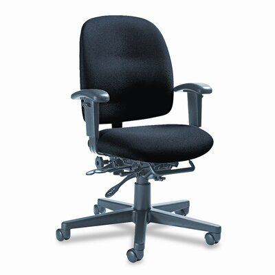 Global Total Office Granada Low-Back Pneu..