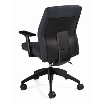 Global Total Office Mid-Back Multi Office Ch..