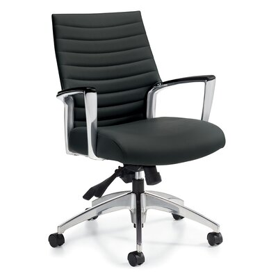 Global Total Office Accord Medium Back Executive Office Chair