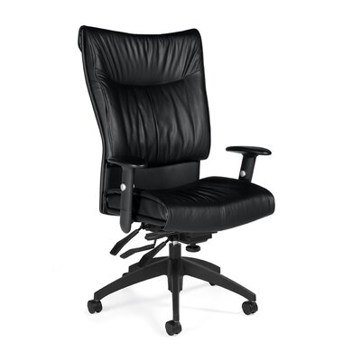 Global Total Office Softcurve High-Back P..
