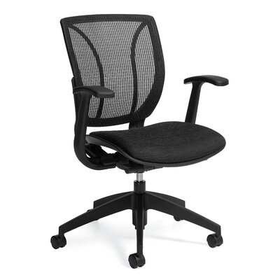 Global Total Office Roma Mid-Back Mesh Back Posture Office Chair