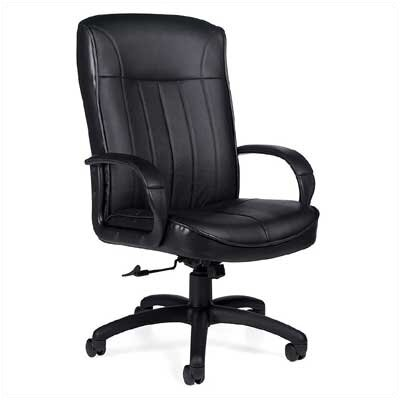 Global Total Office Frisco High-Back Pneumatic Executive Chair