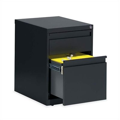 Global Total Office G Series 2-Drawer Box/Fi..