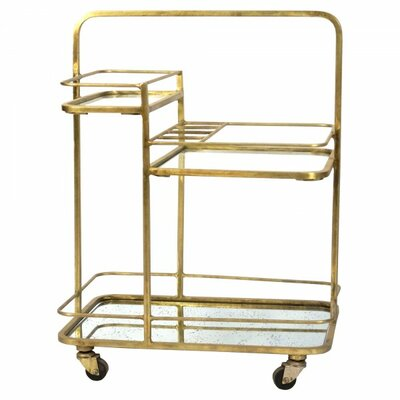 Ren-Wil Happy Hour Serving Cart