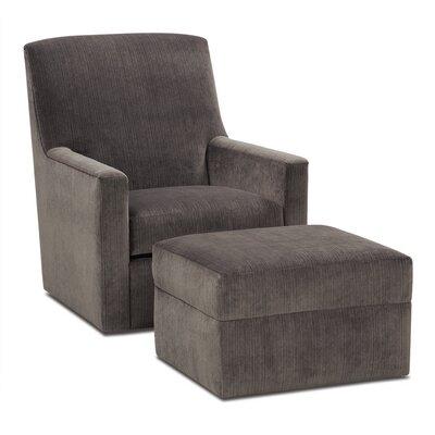 Rowe Furniture Owen Swivel Glider