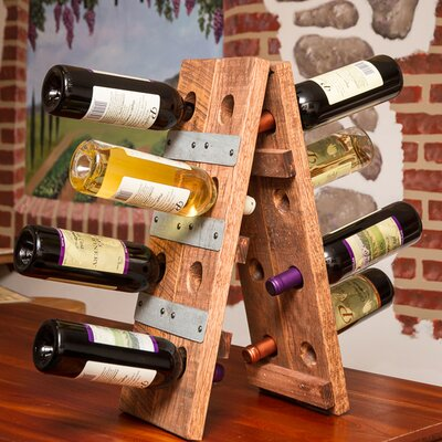 Napa East Collection 12 Bottle Tabletop Wine Rack