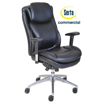 Serta at Home Series 200 Puresoft® High-Back Task Chair