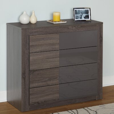 TMS Eden 4 Drawer Chest