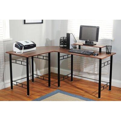 TMS Wrap Computer Desk Image