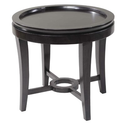 Reual James Claire End Table