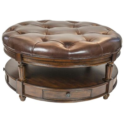 Reual James Windsor Ottoman