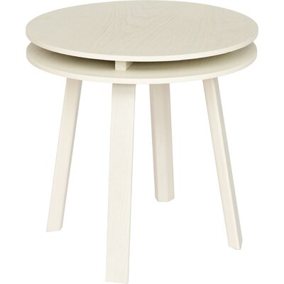 OSIDEA USA Hi Lo End Table
