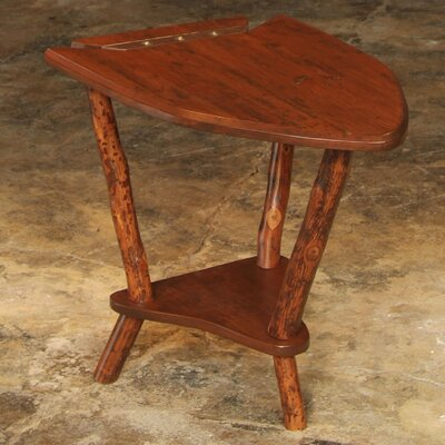 Flat Rock Furniture Dovetail Point End Table