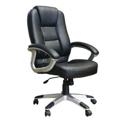 Just Cabinets Furniture and More Deluxe High-Back Executive Chair