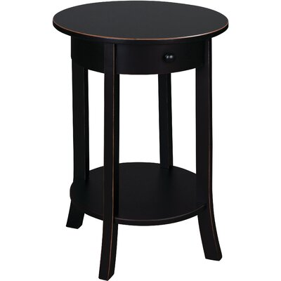 Just Cabinets Furniture and More Olivia Round End Table