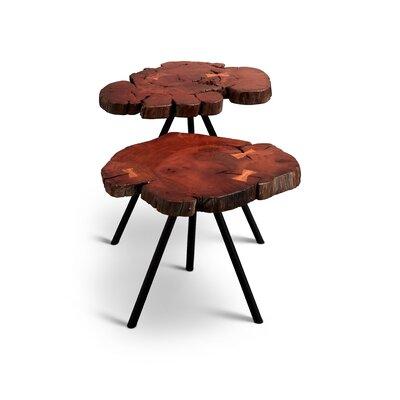 Urbia Naturals 2 Piece Nesting Tables