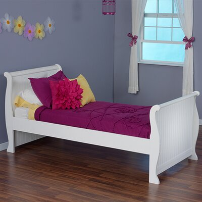 Epoch Design Dakota Sleigh Bed