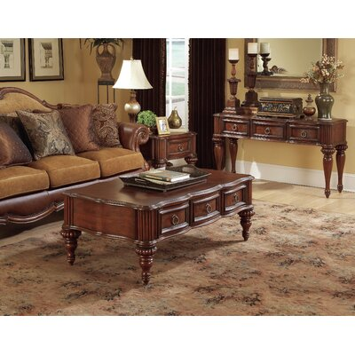 Woodhaven Hill 1390 Series Coffee Table