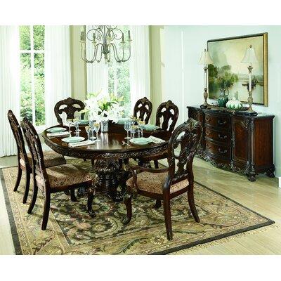 Astoria Grand Chalus 7 Piece Dining Set