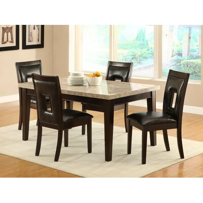 Woodhaven Hill Hahn 5 Piece Dining Set