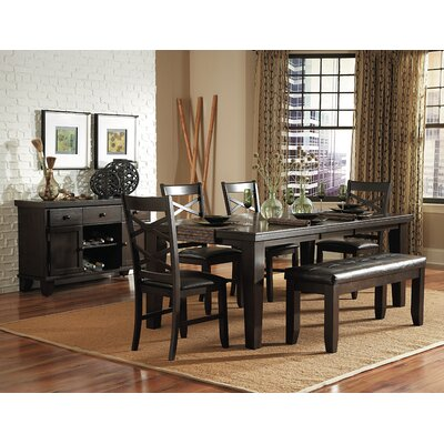 Woodhaven Hill Hawn Dining Table