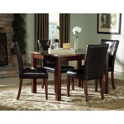 Woodhaven Hill Achillea 5 Piece Dining Set