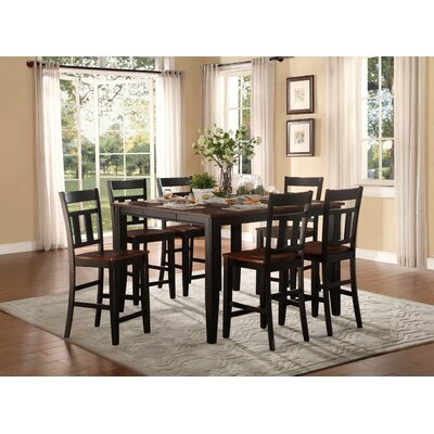 Andover Mills Thronton 7 Piece Dining Set