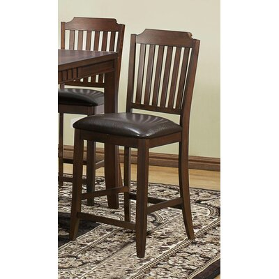 Three Posts Van Buren Counter Height Side Chair (Set of 2)