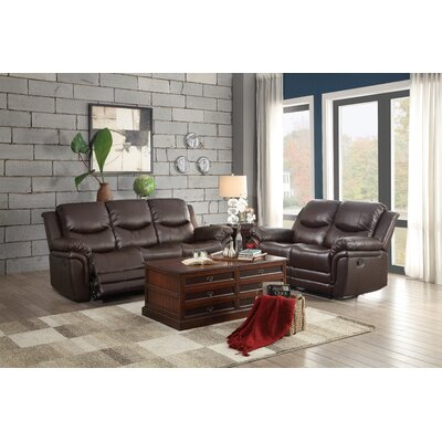 Woodhaven Hill St Louis ParkDouble Reclining Loveseat