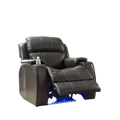 Woodhaven Hill Jimmy Power with Massage, LED and Cup Holder Recliner