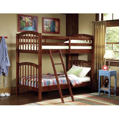 Woodhaven Hill B29 Series Twin Bunk Bed