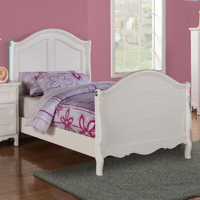 Woodhaven Hill Hayley Sleigh Bed