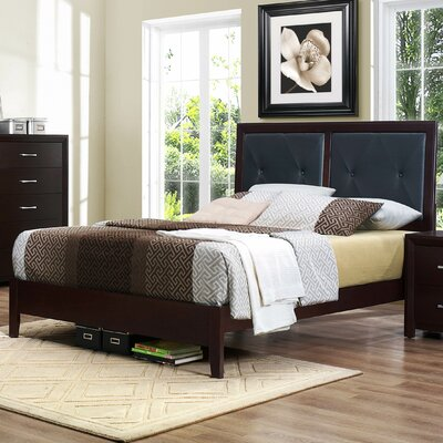 Woodhaven Hill Edina Upholstered Panel Bed