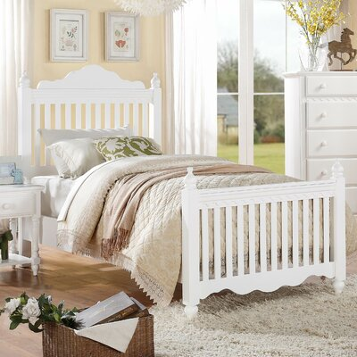 Woodhaven Hill Emmaline Slat Bed