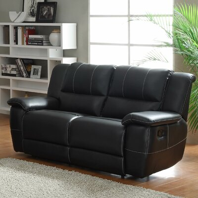 Woodhaven Hill Cantrell Double Reclining Loveseat