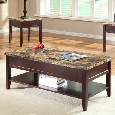 Woodhaven Hill Orton Coffee Table with Lift Top