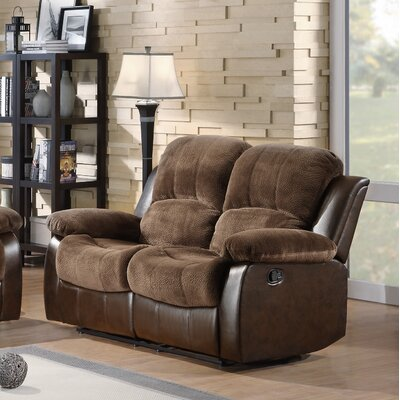 Woodhaven Hill Cranley Double Reclining Loveseat