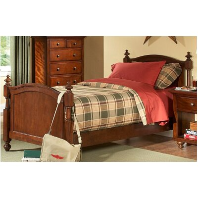 Woodhaven Hill Aris Panel Bed