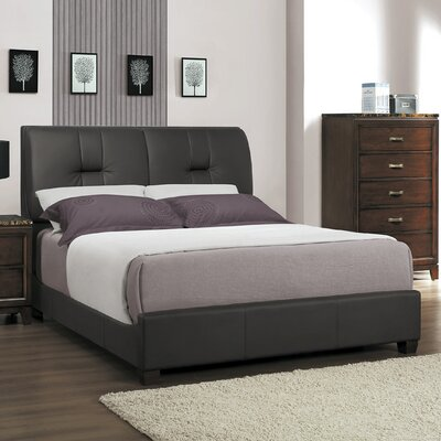 Woodhaven Hill Ottowa Upholstered Panel Bed