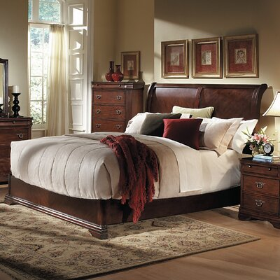 Woodhaven Hill Karla Panel Bed