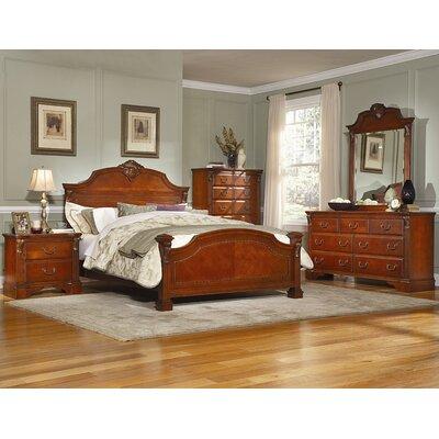 Woodhaven Hill Legacy Queen Panel Customizable Bedroom Set