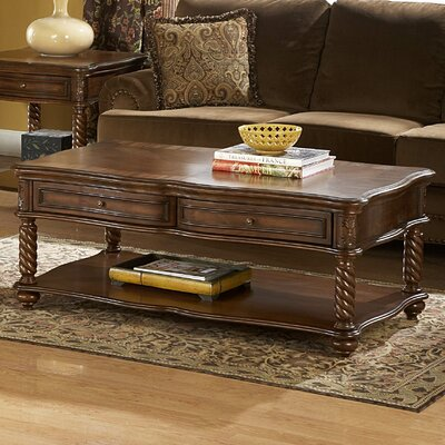 Woodhaven Hill 5554 Series Coffee Table