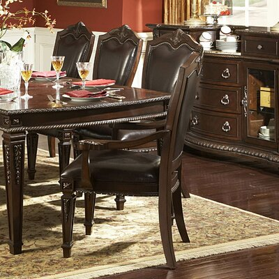 Woodhaven Hill Palace Arm Chair (Set of 2)