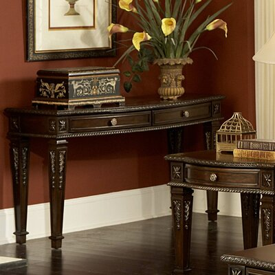 Woodhaven Hill Palace Console Table