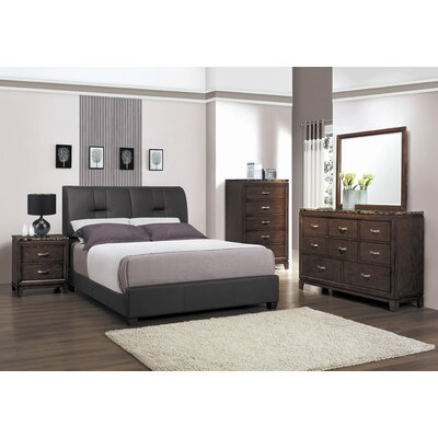 Woodhaven Hill Ottowa Panel Customizable Bedroom Set Reviews Wayfair