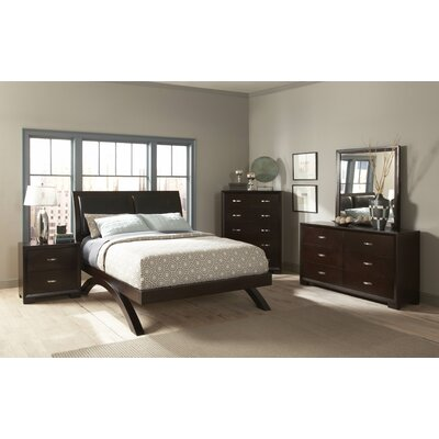 Woodhaven Hill 1313 Series Platform Customizable Bedroom Set
