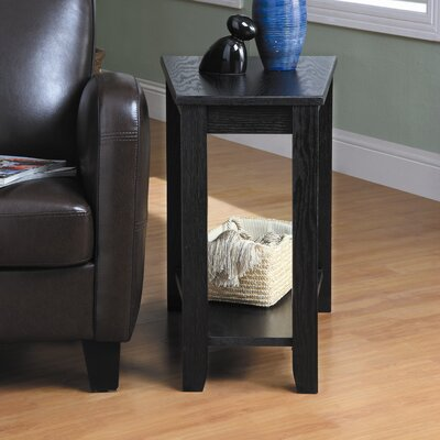 Woodhaven Hill Elwell Wedge Chairside Table