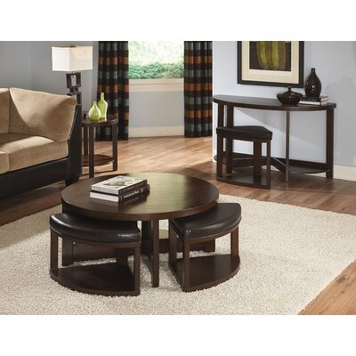 Woodhaven Hill Brussel II Coffee Table Set